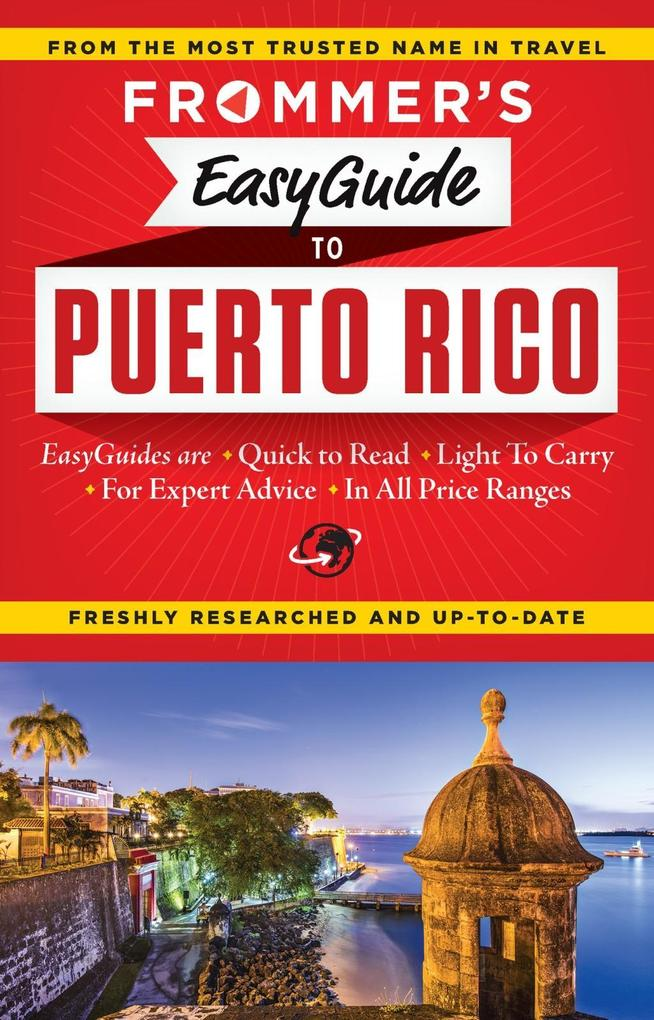 Frommer´s EasyGuide to Puerto Rico als eBook Do...