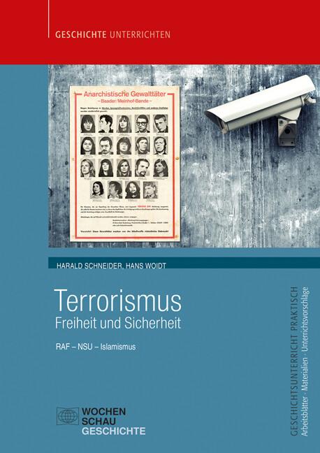 Terrorismus - Freiheit und Sicherheit als Buch