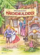 Immerwährender Märchenkalender mit CD