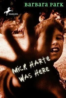 Mick Harte Was Here als Taschenbuch
