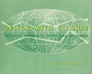 Design with Climate: Bioclimatic Approach to Architectural Regionalism - New and Expanded Edition