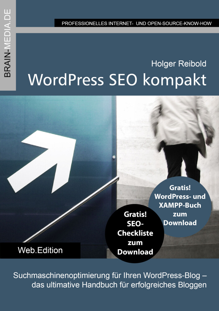 WordPress SEO kompakt als Buch von Holger Reibold