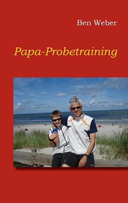 Papa-Probetraining als Buch