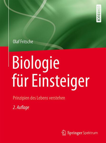 Biologie für Einsteiger als Buch von Olaf Frits...