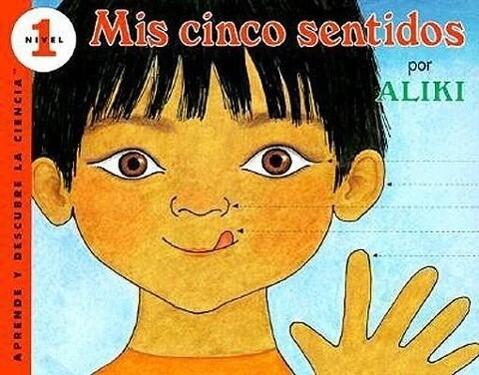 MIS Cinco Sentidos (My Five Senses) als Taschenbuch