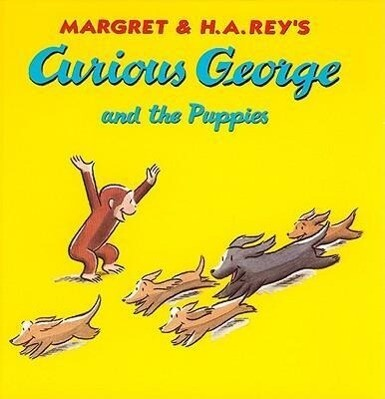 Curious George and the Puppies als Taschenbuch