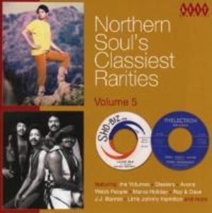 Northern Soul´s Classiest Rarities Vol.5