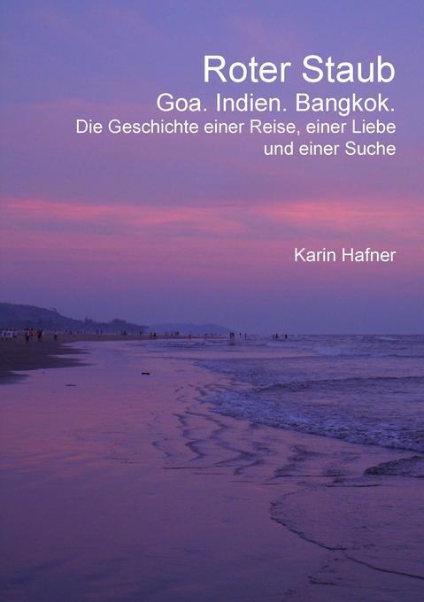 Roter Staub als Buch von Karin Hafner