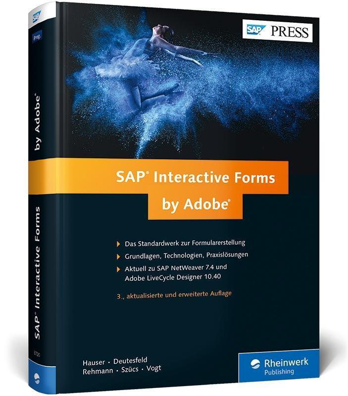 SAP Interactive Forms by Adobe als Buch von Jür...
