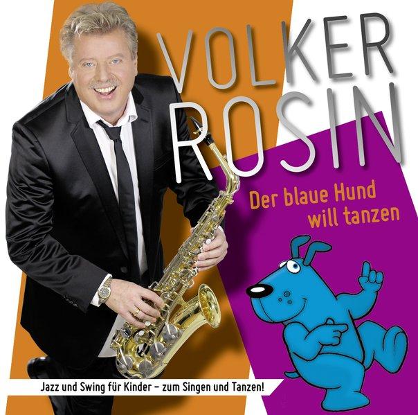 Der blaue Hund will tanzen als Hörbuch CD von V...