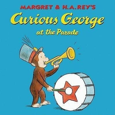 Curious George at the Parade als Taschenbuch