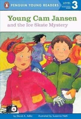 Young CAM Jansen and the Ice Skate Mystery als Taschenbuch