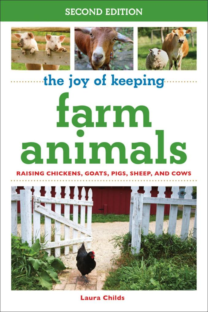 The Joy of Keeping Farm Animals als eBook Downl...