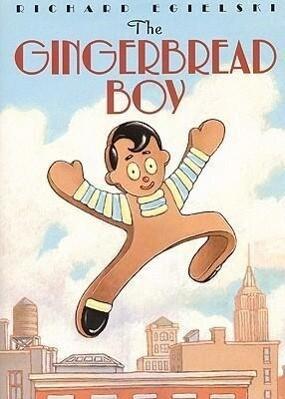 The Gingerbread Boy als Taschenbuch