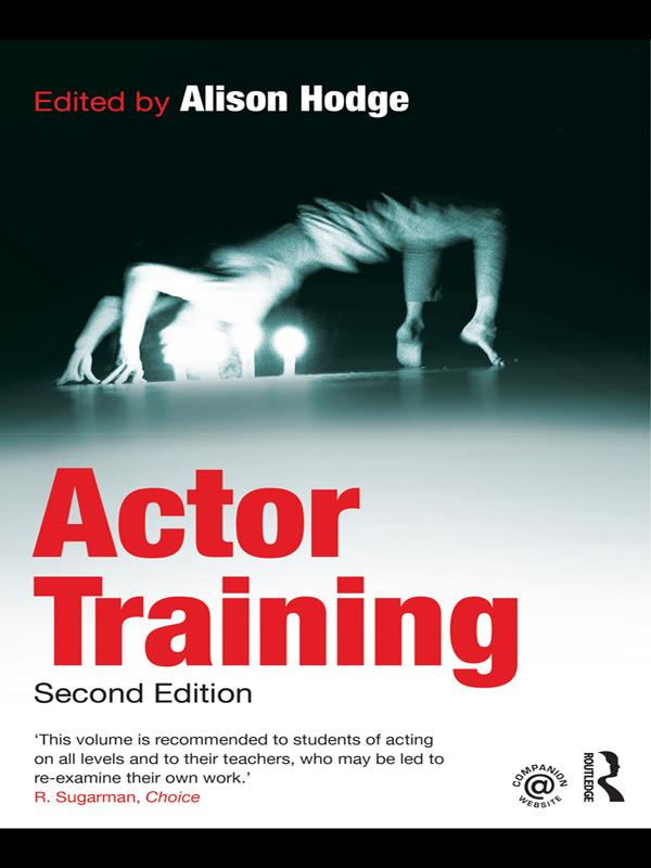 Actor Training als eBook Download von Alison Hodge