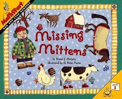 Missing Mittens: Odd and Even Numbers als Taschenbuch