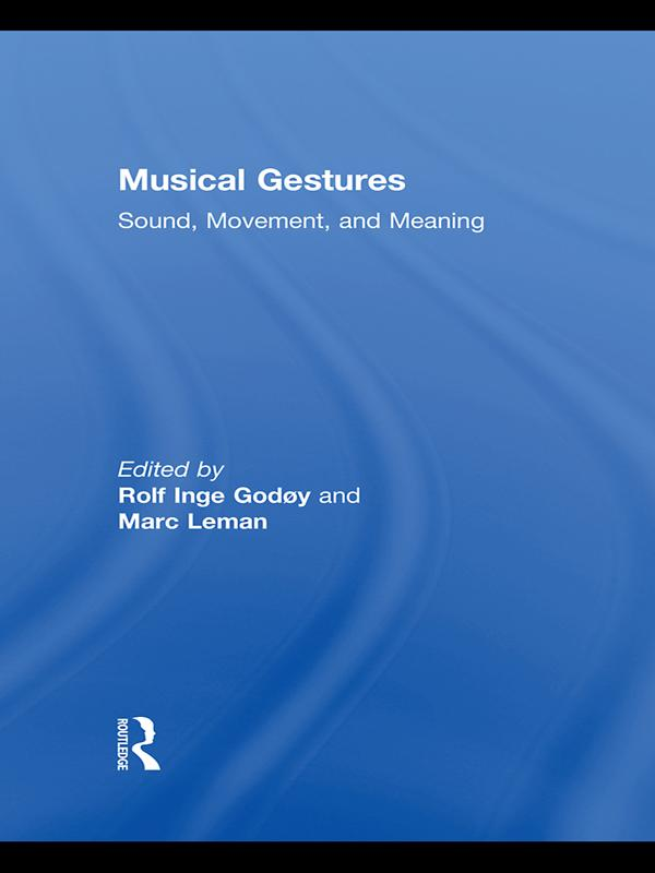 Musical Gestures als eBook Download von