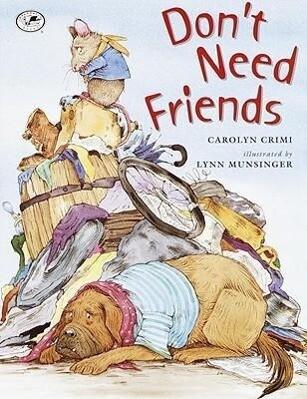 Don't Need Friends als Taschenbuch