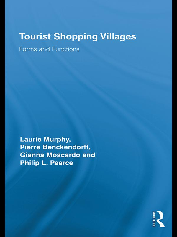 Tourist Shopping Villages als eBook Download vo...