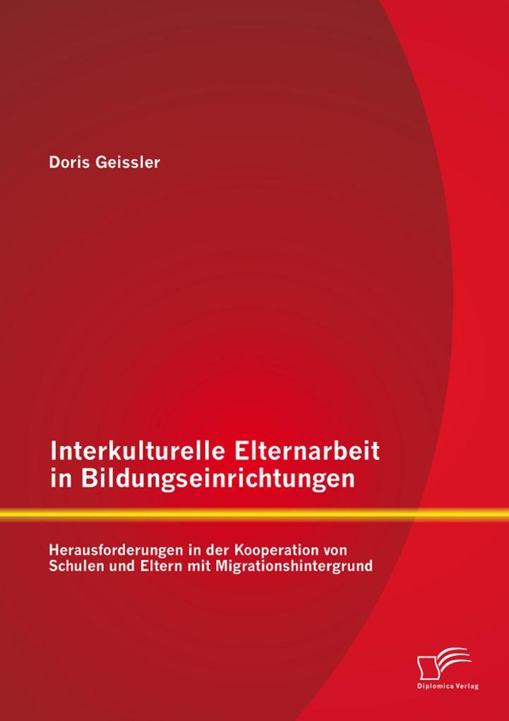 Interkulturelle Elternarbeit in Bildungseinrich...