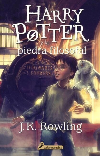 Harry Potter y La Piedra Filosofal (Harry Potter and the Sorcerer's Stone) als Taschenbuch
