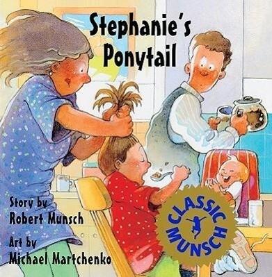 Stephanie's Ponytail als Taschenbuch