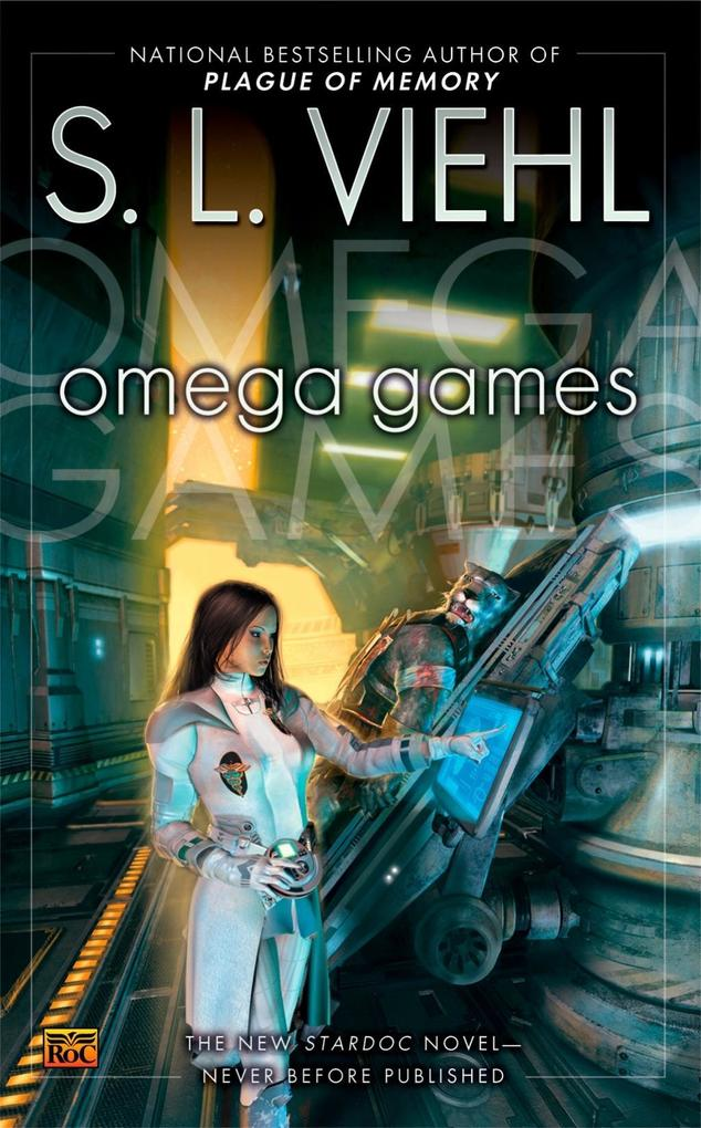 Omega Games als eBook Download von S. L. Viehl