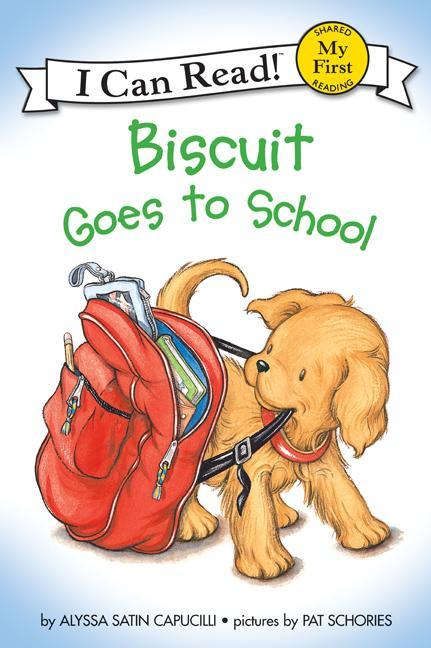 Biscuit Goes to School als Buch