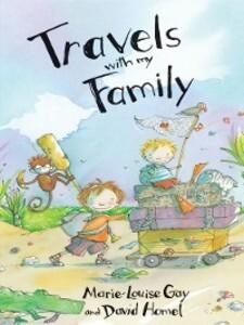 Travels with my Family als eBook Download von M...