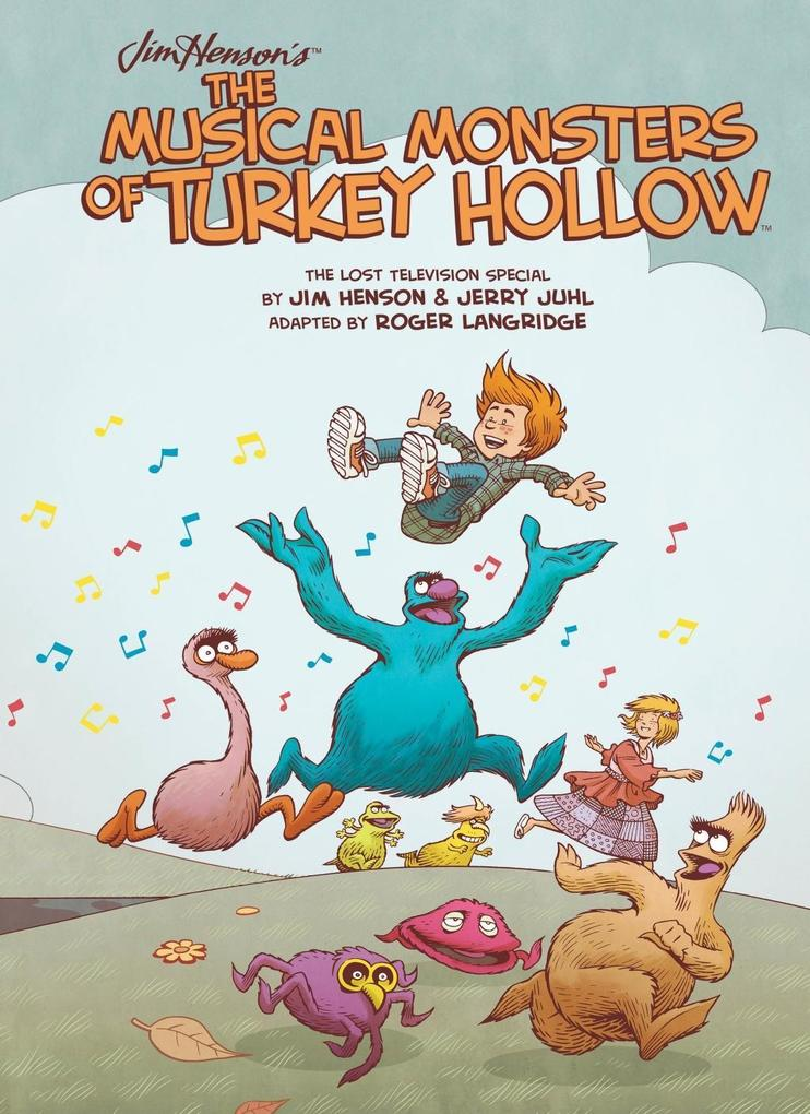 Jim Henson´s The Musical Monsters of Turkey Hol...