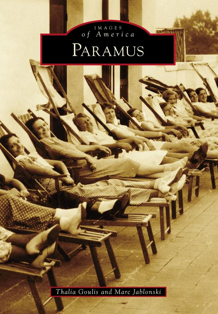 Paramus als eBook epub
