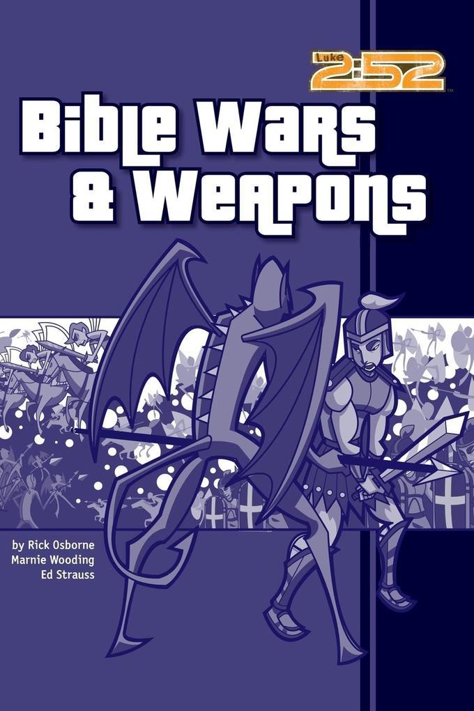 Bible Wars& Weapons als Taschenbuch
