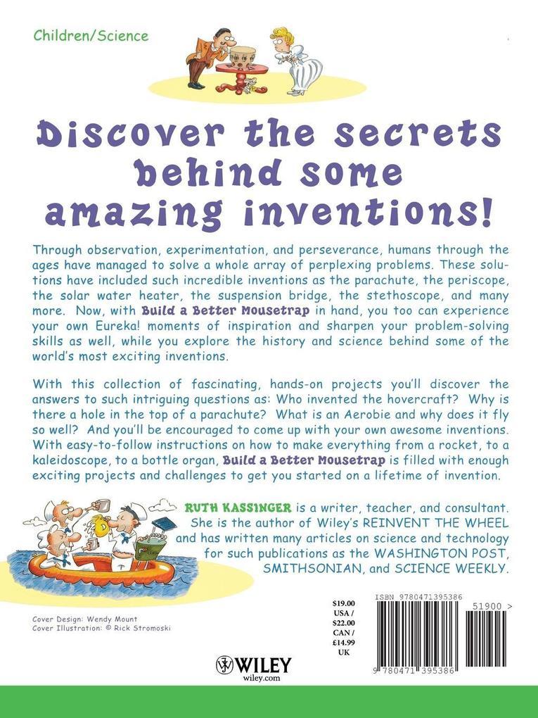 Build a Better Mousetrap als Taschenbuch