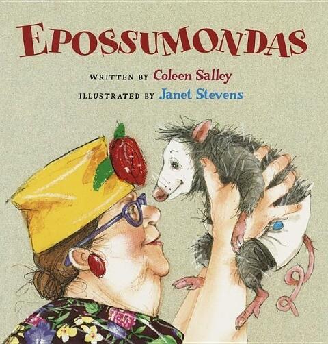Epossumondas als Buch
