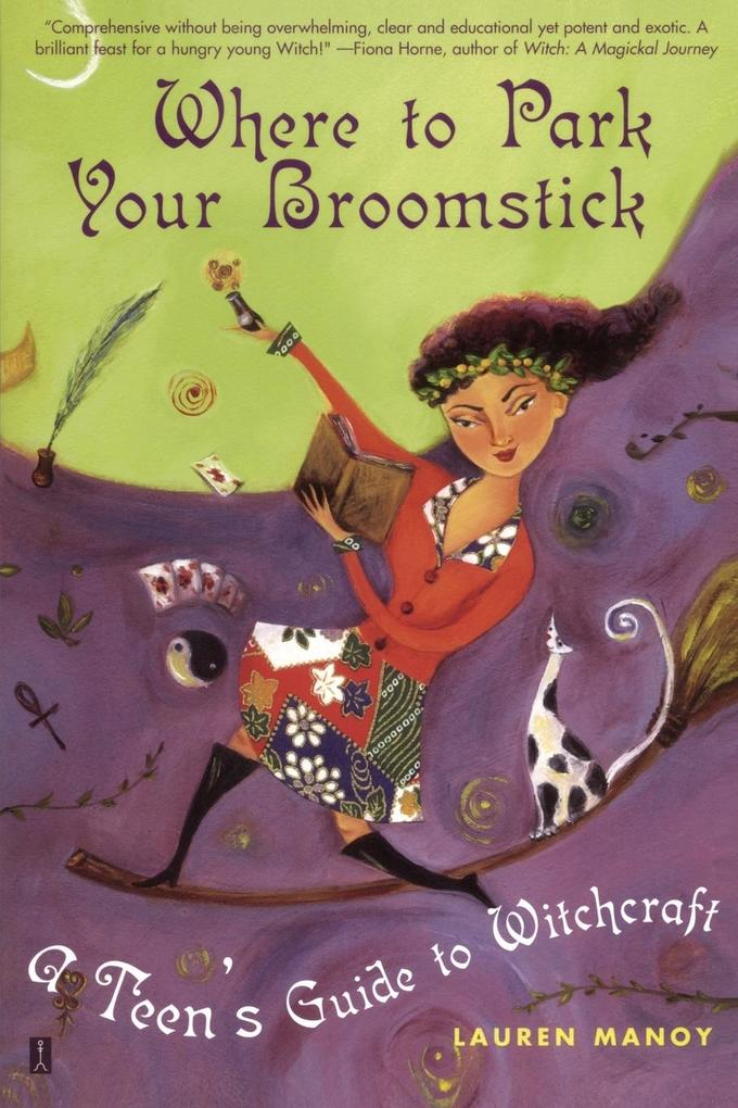 Where to Park Your Broomstick als Taschenbuch