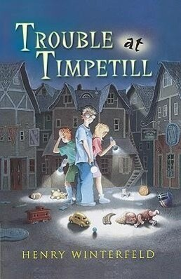 Trouble at Timpetill als Buch