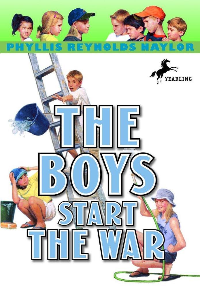 The Boys Start the War als Taschenbuch