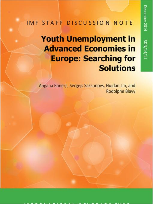 Youth Unemployment in Advanced Economies in Eur...