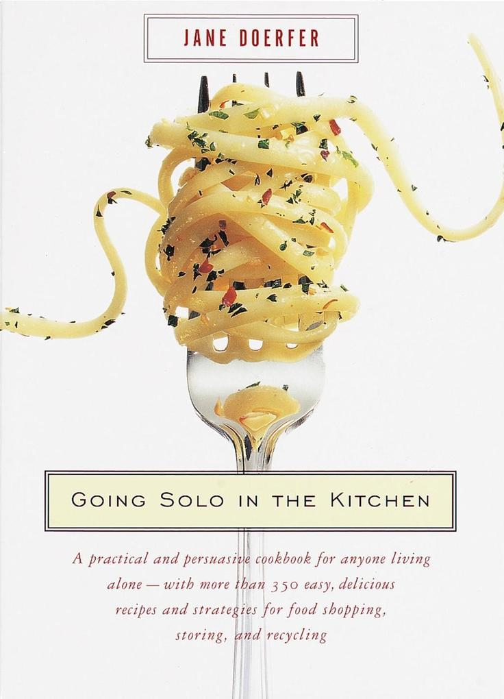 Going Solo in the Kitchen als eBook Download vo...