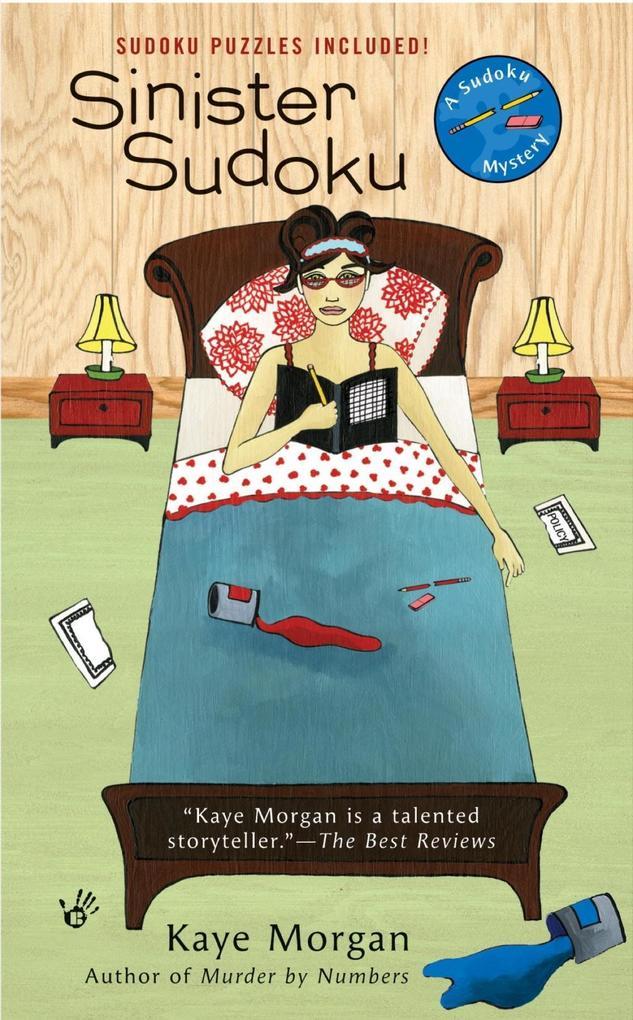 Sinister Sudoku als eBook Download von Kaye Morgan