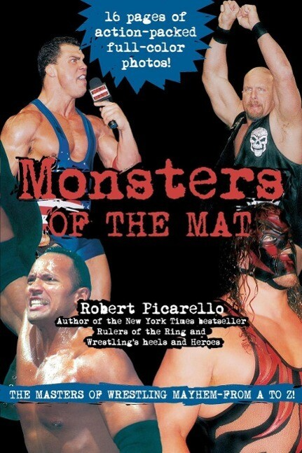 Monsters of the Mat als eBook Download von Robe...