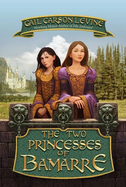 The Two Princesses of Bamarre (Rpkg) als Taschenbuch