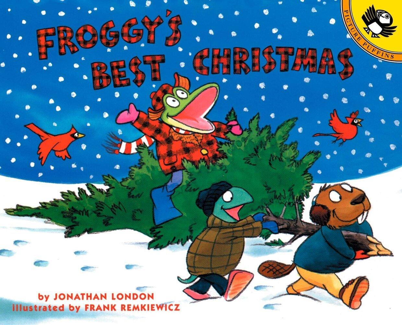 Froggy's Best Christmas als Taschenbuch