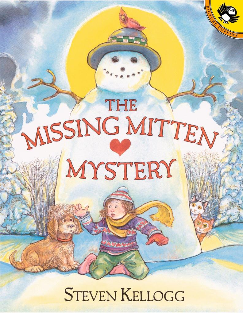 The Missing Mitten Mystery als Taschenbuch