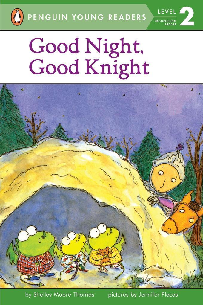 Good Night, Good Knight als Taschenbuch