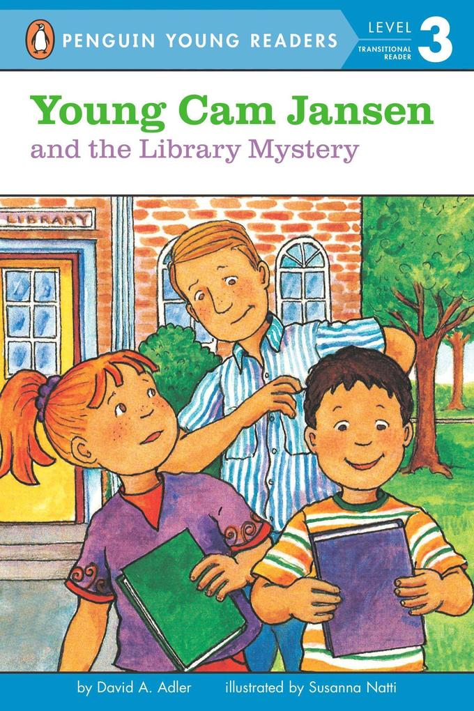 Young Cam Jansen and the Library Mystery als Taschenbuch