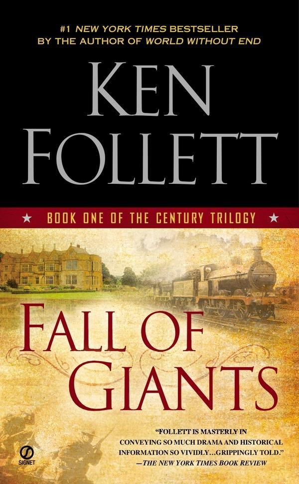 Fall of Giants als eBook