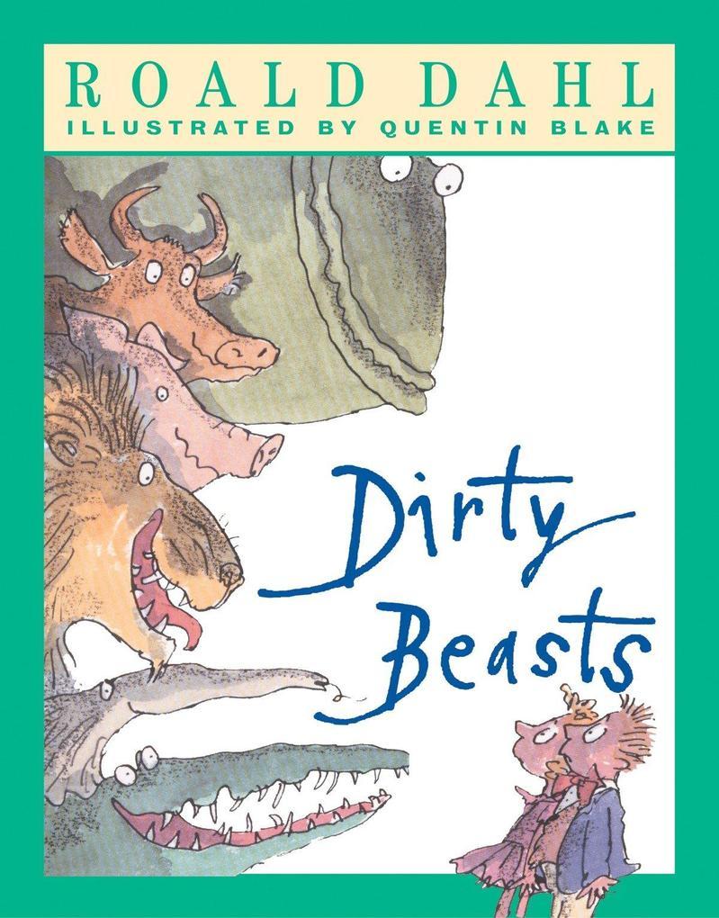 Dirty Beasts als Taschenbuch