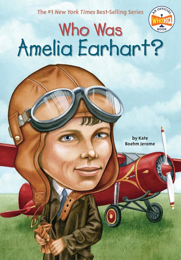 Who Was Amelia Earhart? als Taschenbuch