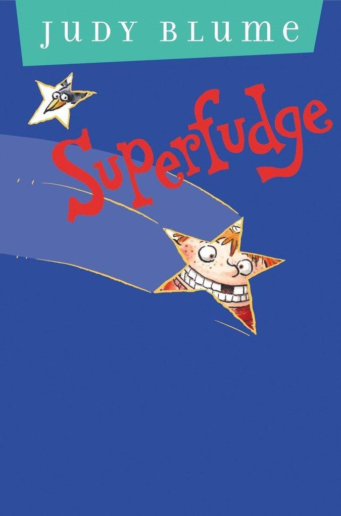Superfudge als Buch